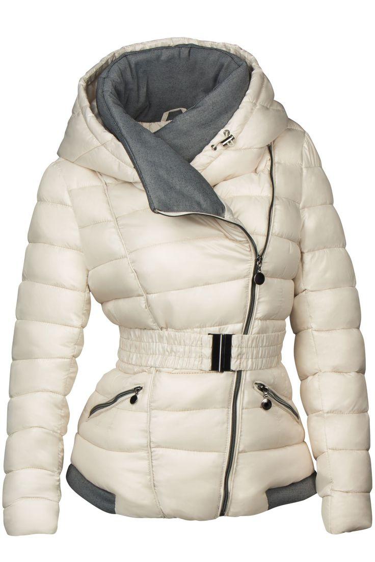 Winterjacke damen 2015 beige