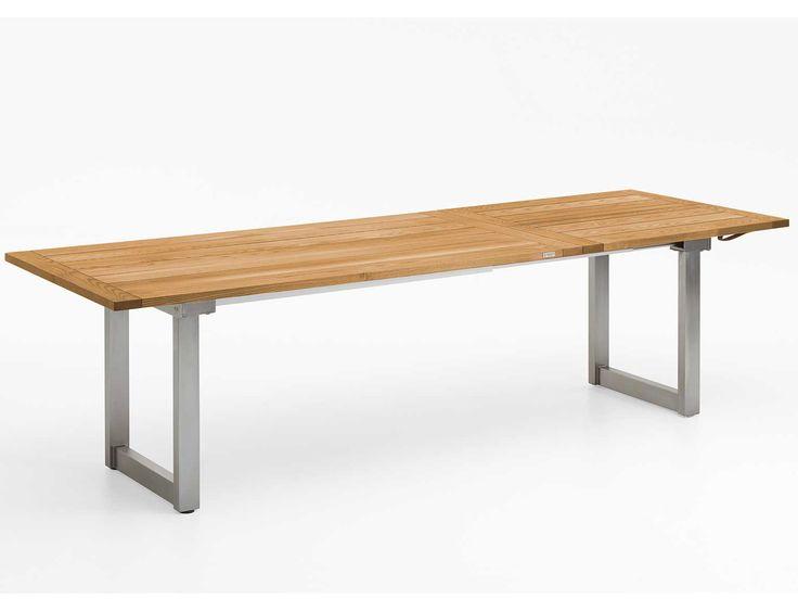 2017 Gartentisch Ausziehbar Holz