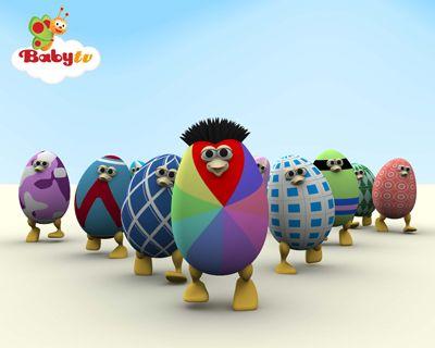 Egg Bird On Babytv Birds Eggs Teddy Bear