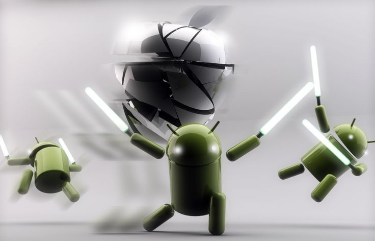 Get How ( http://sdbloggers.com/iphone-android/ ) iPhone is better than Android ?