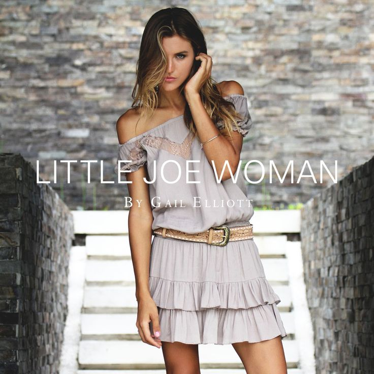 Love me some Chantilly lace & ruffles! The RYDER BLUE in dusty mauve NEW in-store & online 👉🏽link in bio! www.LittleJoeWoman.com