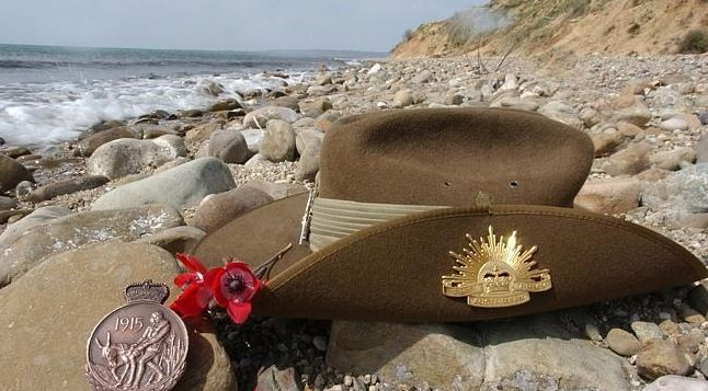 Lest we forget... Anzac Day 100 years
