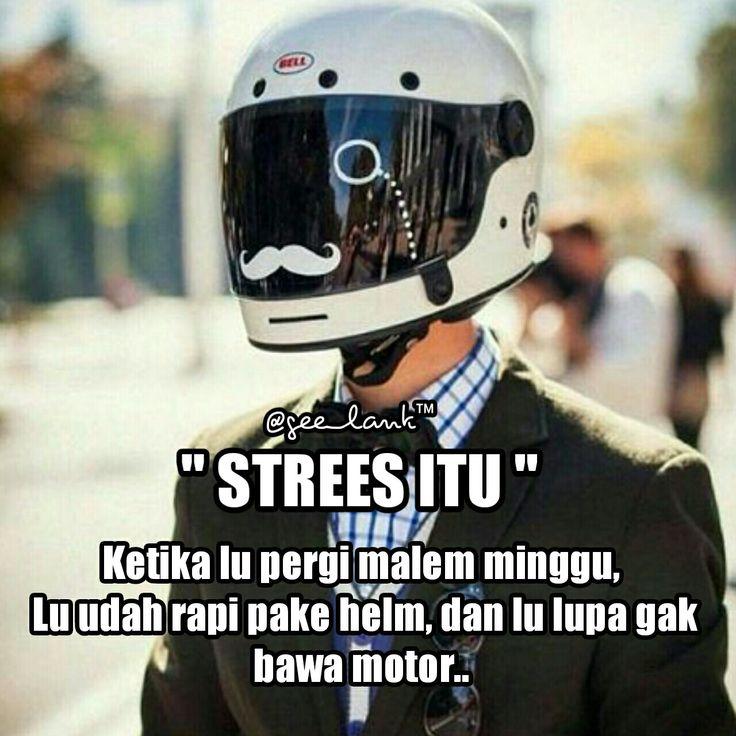 Streess itu