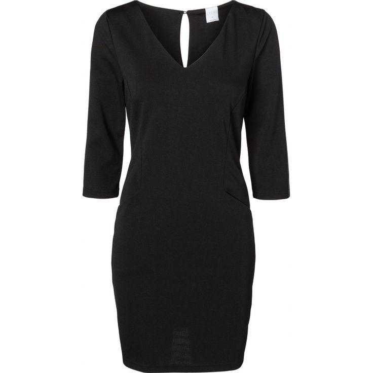 TRUE PU 3/4 SHORT DRESS IT € 39,95 http://www.mellmak.com/pt/loja/97950-true-pu-34-short-dress-it-detail.html #veromoda #mellmak