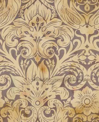Grungy Vintage Victorian Wallpaper Patterns & Background Textures ~ прекрасный!