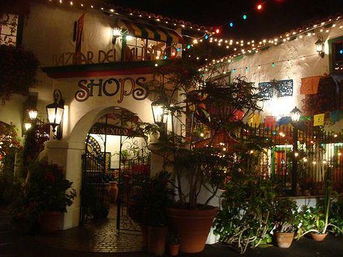 Old Town San Diego, California