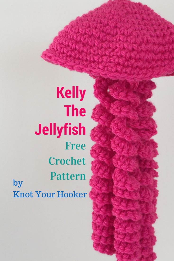12 best knot your hooker the blog images on pinterest knots free crochet pattern for kelly the jellyfish by knot your hooker cover your whole house bankloansurffo Choice Image