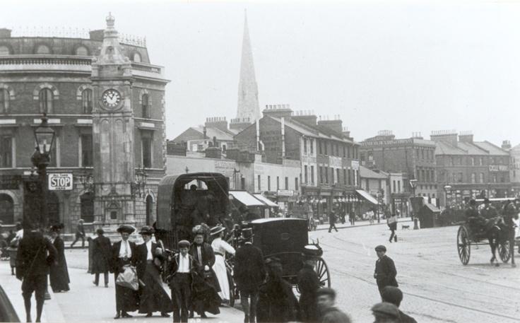 Lewisham High Street, circa 1910