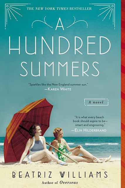 Lauren Conrad's Favorite Beach Reads For Summer #refinery29  http://www.refinery29.com/2014/06/69420/lauren-conrad-summer-book-list#slide9  I'm not one to judge a book by its cover, but the appearance alone just screams summer. A story of friendship, betrayal, family, and secrets, it seems like this book was meant to be read on the beach.A Hundred Summers by Beatriz Williams, $12.64, available at Amazon.