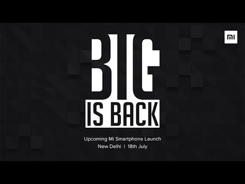 [LIVE] Xiaomi Mi Max 2 launch; watch it live here  xiaomi mi max 2launch date in india  mi max 2buy online  xiaomi mi max 2price in india  mi max 2release date in india  xiaomi mi max 2release date  mi max 2prime  mi max 2gsmarena  mimax2 price in india  Xiaomi will be launching the Mi Max 2 in India today. The unveiling of the phablet is scheduled to begin at 11:30 am IST. The new device will be the successor to Xiaomi's popular Mi Max launched last year. The second generation device has a…