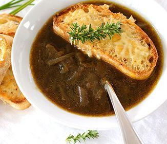 Onion Soup | Soup Recipes Today