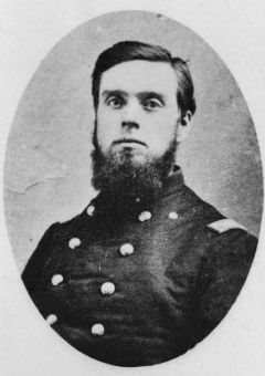 """John T. Wilder was arguably the creator of mobile infantry. Wilder re-equipped his entire brigade with Spencer Repeating Rifles for increased firepower and mounted them on horses for mobility. Nicknamed the """"Lightning Brigade,"""" their hard-hitting tactics helped the Union win the war in the west."""