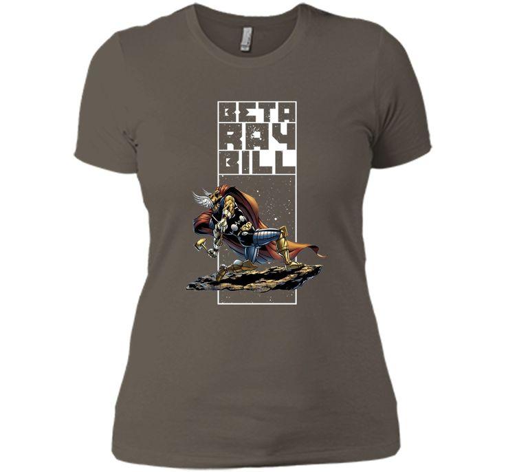 Beta Ray Bill Space Graphic T-Shirt