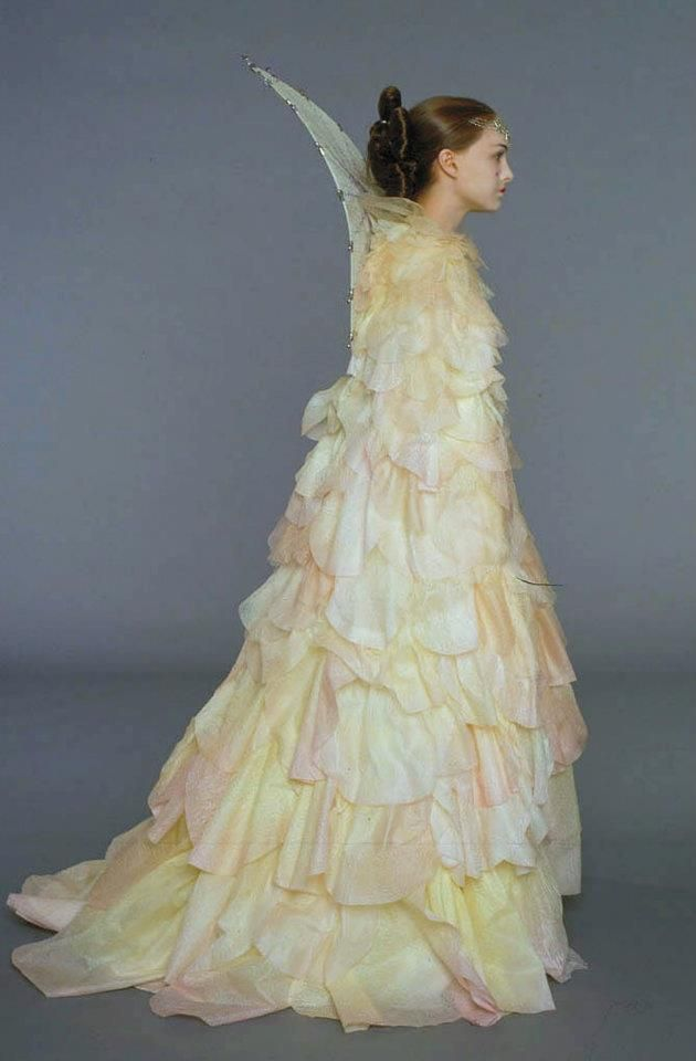 Padme Amidala Loyalist Dress