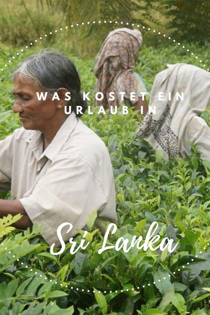 Was kosten ein Urlaub in Sri Lanka? #SriLanka #Urlaub #Asien #Reise #Backpacking #Hotel #Reiseblogger