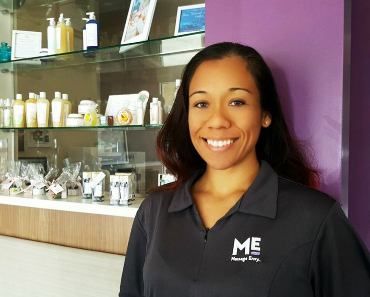 "#featurefriday Employee Feature: Meet Zara, our #Massage #Therapist at our #Kaneohe #MassageEnvy #Hawaii location. #spa Zara loves to hang out with her family and watch movies on her days off. What she likes most about working for Massage Envy is ""I get to help people feel better. It makes me feel good when I get to help someone."""