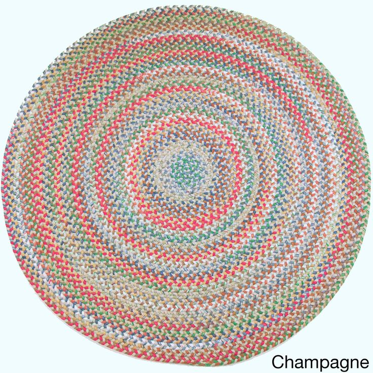 Round Braided Rugs Overstock Home Decor