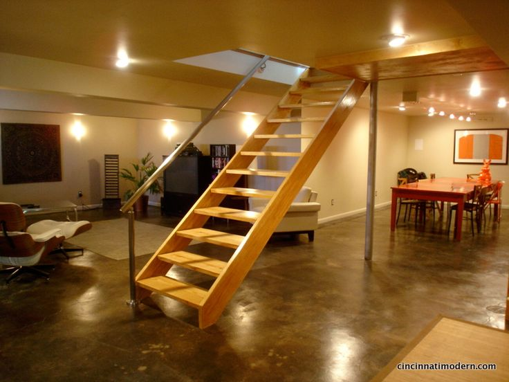 17 best ideas about stained cement floors on pinterest for Coolest basements
