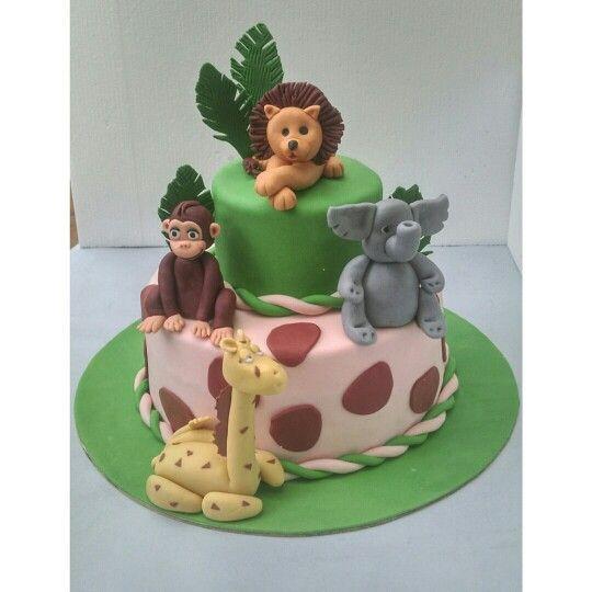 Hayvanlar alemi pasta