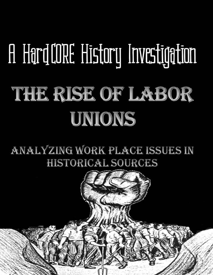 history american labor unions America's changing economy might have something to do with it  kalamazoo  central high school in kalamazoo, mich history labor  labor unions were a  prominent part of 20th-century america but, in 2014, only 111%.