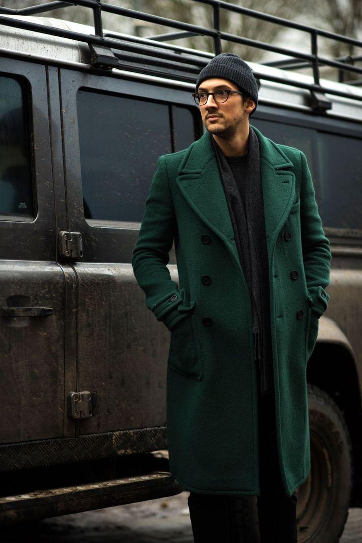 billy-george: Big green coats