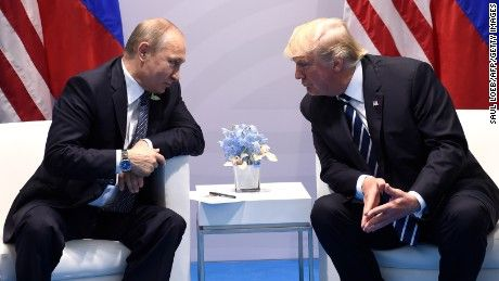 Friday, July 7, 2017: Putin set a trap and Trump fell into it