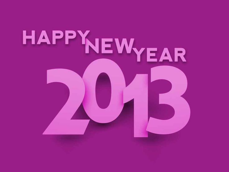 Happy New Year !!!!!!!!!!!
