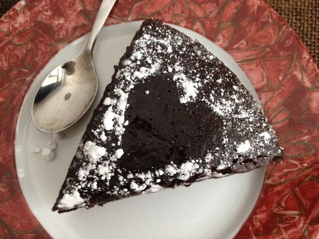 Mudcake without eggs and milk