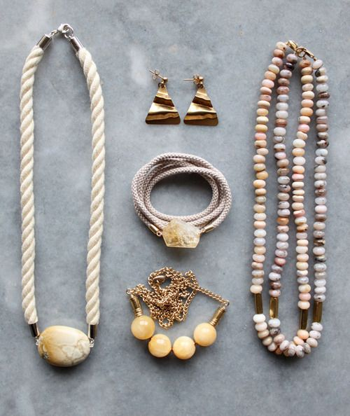 Marble, citrine, opal and brass / the vamoose