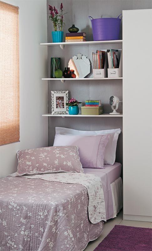 O mesmo quarto em quatro versões: para meninas, meninos e crianças - Casa