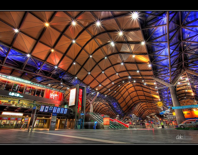 Southern Cross Station - HDR by Dale Allman, via Flickr