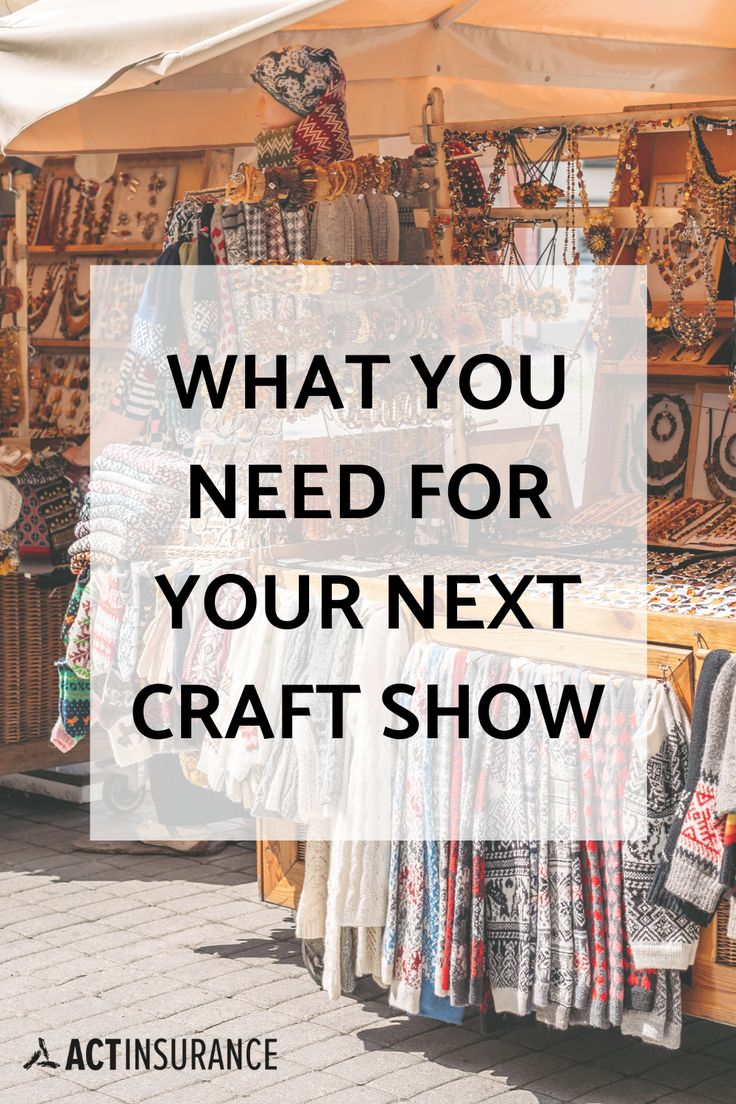 13++ Arts and crafts fair 2020 information