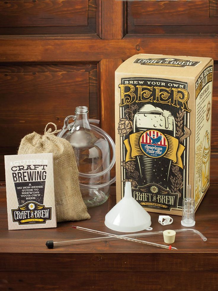 Give the Gift of a Home Brew Kit: A Head Start to Tasty Ale!