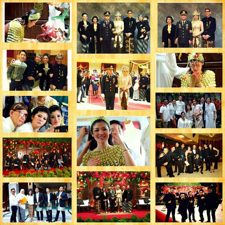 Siraman & Wedding#prosesi pedang pora