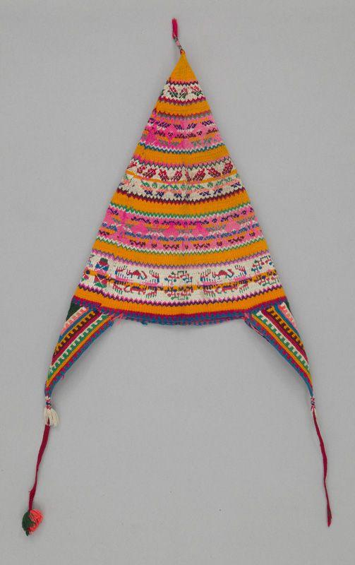 Knitting Pattern Peruvian Hat : 15 best images about KNIT: Peruvian pattern on Pinterest ...