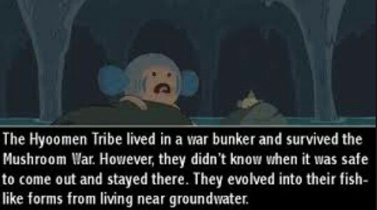 Adventure Time Theoryhttps://www.facebook.com/groups/comeongrabyourfriends/ I agree with this theory