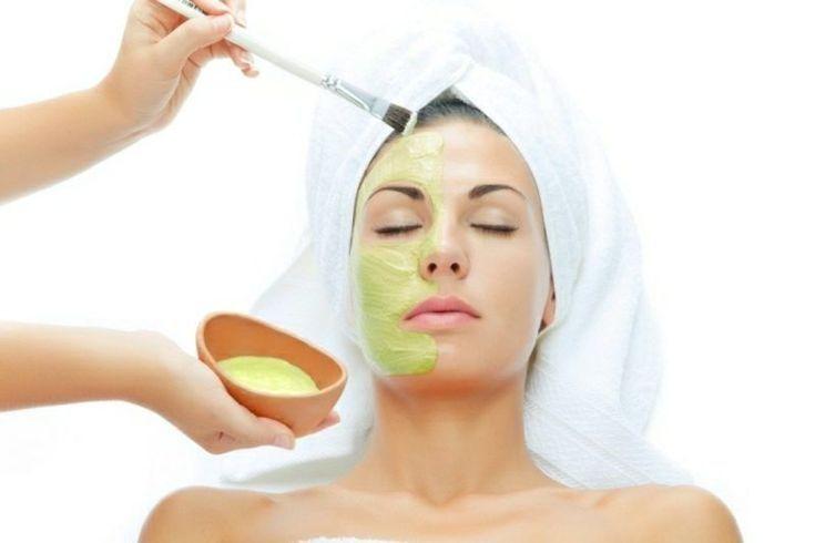 #Hautpflege-Rezepte-#acne #honey #charcoalface #egg #clay #vegan