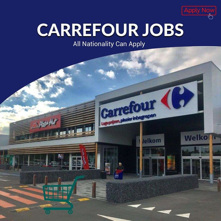 Jobs At Carrefour Job Carrefour Apply Job