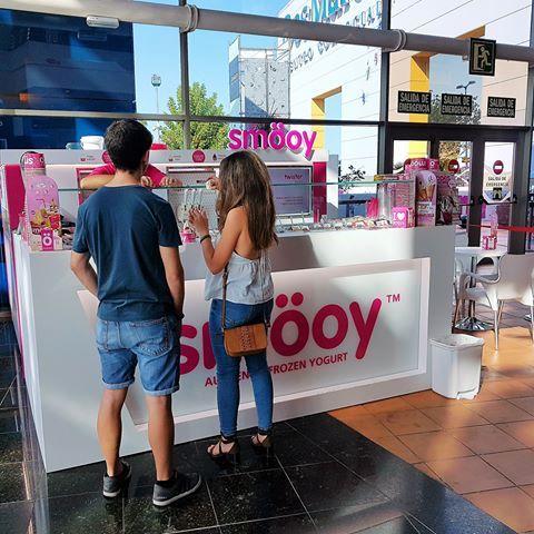 ¡Un nuevo espacio smöoy se une a nuestra gran familia! ¡Ya puedes disfrutar de tu yogur helado favorito en el Centro Comercial Dos Mares de San Javier!  #smooy #frozenyogurt #yogurhelado #smöoyTiendas #smöoyFranquicias #NuevaApertura #SanJavier #DosMares #CCDosMares #NewOpening #opening #global #franquicia #negocio #business
