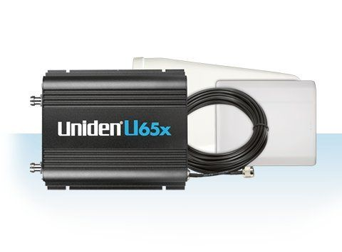 Uniden U65x 6000 to 10 000 Sq.Ft Cellular Signal Booster Kit for Home and Office Guaranteed To Fix Your Cellular Signal - 60 Day Satisfaction Guarantee - We Will Even Pay The Return Shipping. 6,000 to 10,000 Square Foot Coverage Area with 65 dB Gain Booster. Dual Band 850 & 1900 MHz frequency system works with all carriers except Nextel and Mike. Supports Up To 50 Devices including smart phones, d... #SignifiMobile #Wireless