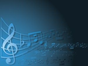 Blue and white music PPT Backgrounds.. http://www.pptgrounds.com/music/2495-blue-and-white-music-backgrounds