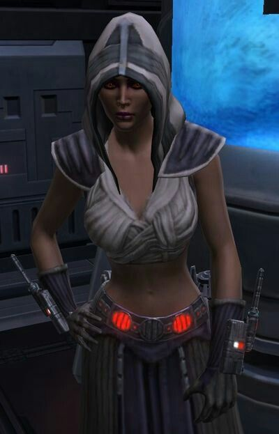 Jaesa Willsaam, Sith