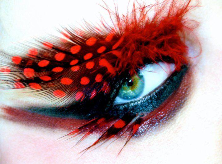 make up by Margo Holder