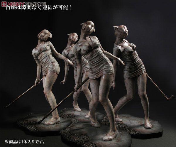 Gecco-Silent-Hill-2-game-Bubble-Head-Nurse-16-PVC-Statue.jpg (600×501)