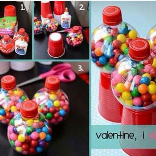 Las 25 mejores ideas sobre dispensador de caramelos en - Dispensador de latas ...