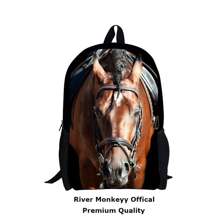 3D Horse Backpacks //Price: $26.00 & FREE Shipping //     #hashtag2