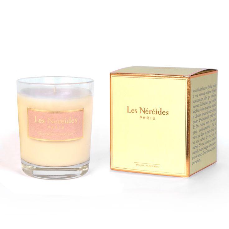 Les Nereides Candle - Patchouli