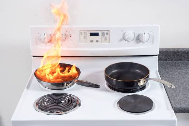 This week's challenge is all about kitchen safety.