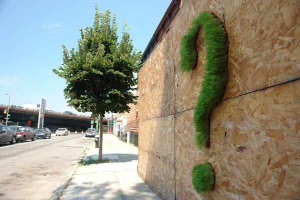 Mosstika: Street Art Greens the Urban Jungle