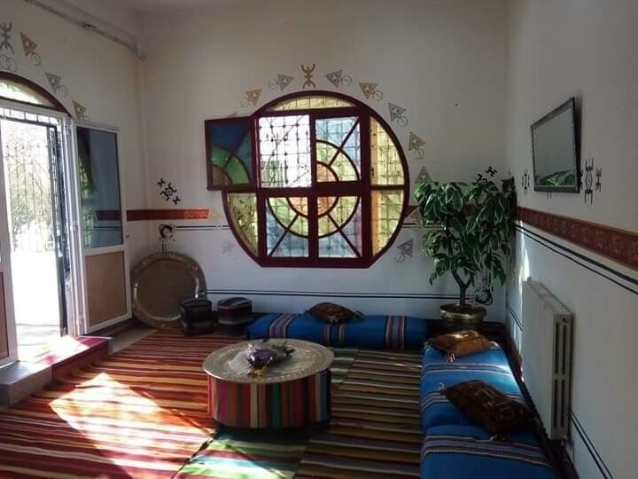Interieur Du Une Maison A Biskra Algerie Algeria Photos Enregistre Par Adel Hafsi Home Decor Decor Home